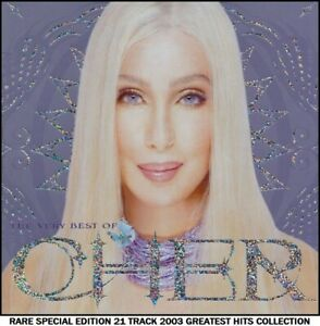 Cher - Greatest Essential Ultimate Definitive Hits Collection - RARE Rock Pop CD