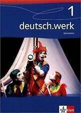 Deutsch.werk 1. Schülerbuch Gymnasium * NEU * 5. Schuljahr