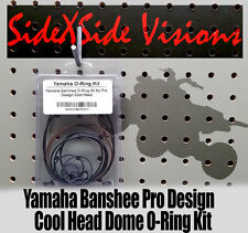Yamaha Banshee Pro Design Cool Head Dome O Ring Kit