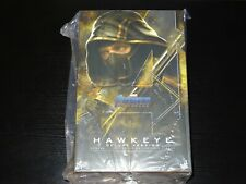 IN STOCK HOT TOYS MMS532 HAWKEYE DELUXE AVENGERS ENDGAME NEW SEALED