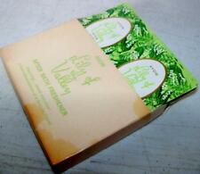 Vintage Avon LILY OF THE VALLEY After Bath Freshener Packets 1963 NOS