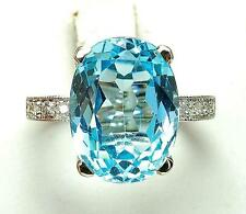 Topaz White Gold Fine Jewellery