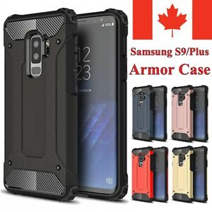 For Samsung Galaxy S9 Case - Heavy Duty Layer Shockproof Hard Armor Cover
