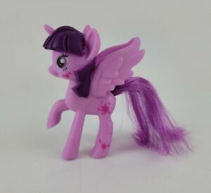 My Little Pony TWILIGHT SPARKLE Purple Pegasus Unicorn Hasbro 2015 Mcdonalds