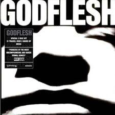 Godflesh - Godflesh / Selfless / Us And T NEW CD