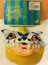 1999 digimon gabumon children costume mask