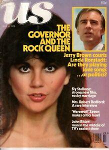 1978 US May 16 - Linda Ronstadt; Syvester Stallone, John Ritter; Robert Redford