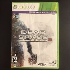 COMPLETE Dead Space 3 (Microsoft Xbox 360, 2013) FREE SHIPPING