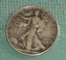 1942 WALKING LIBERTY HALF DOLLAR 90% SILVER