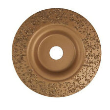 115mm x 22.2mm Tungsten Carbide Grinding Disc - All Angle Grinders