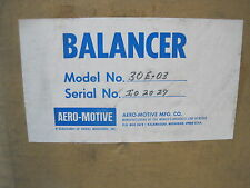 NEW AERO-MOTIVE MFG.  30E-03 BALANCER 30E03