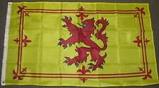 3X5 SCOTTISH SCOTLAND FLAG RAMPANT LION NEW BANNER F195