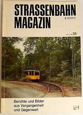 Tranvía Revista Folleto 35 Febrero 1980, S. 1-80 Franckh'sche Editorial Acción