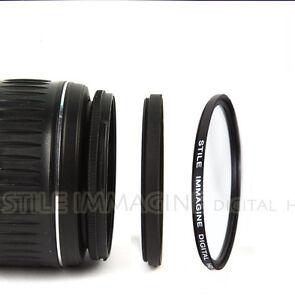 Hama Adattatore Filtro Anello obiettivo 62.0 mm//Filtro 67.0 mm