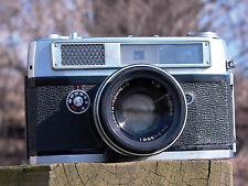 Scarce Mamiya Ruby Standard Rangefinder Camera 48mm F:2 1962 Cleaned Inside Rngd