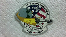 "NEFF, Neff Sticker, VERY RARE, ""AERIAL MANEUVERS"", ""NOW TILL INFINITY"", 3"""
