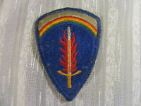 W W 2 Supreme HQ Allied Expeditionary Forces 1944 Patch