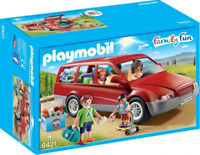 Playmobil Playmobil Family Fun Family Car