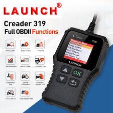 LAUNCH X431 Creader 319 CR319 3001 OBD2 completo Auto Lector de código Escanear