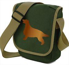 More details for irish setter gift pack shoulder bag wallet red setter birthday or thankyou gift
