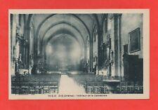 DIE - Intérieur de la cathédrale  (J5907)