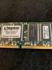 Laptop Memory RAM (1) 128 MB, (2) 256 MB, (3) 512 MB DDR