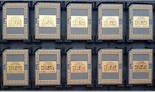 8060-6318W, 1280-6038B, 1076-6038B, 1076-6318W and 8060-6038B Projector DLP Chip