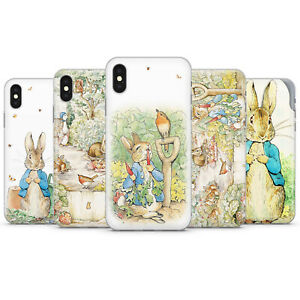 BEATRIX POTTER THE TALE OF PETER RABBIT PHONE CASES & COVERS FOR IPHONE X 11 12