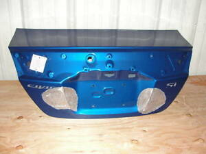 110215. Honda Civic Coupe 2012-2013 Trunk Lid  Liftgate OEM  68500-TS9-A80ZZ