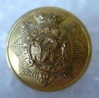 Button- VICTORIAN Army Medical Staff Button GILT Button 24 mm ; 1 pcs FIRMIN