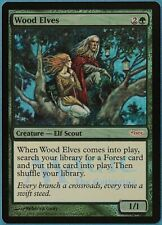 Wood Elves (Gateway) FOIL Promo NM Green Special MTG CARD (ID# 134477) ABUGames