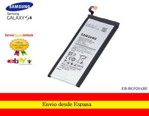 Bateria Original para Samsung Galaxy S6 G920 2550 mAh