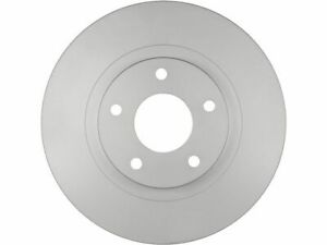 Front Brake Rotor For 2002-2004 Infiniti I35 2003 K482WC QuietCast Rotor