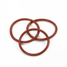 3 X For Neato BotVac Vacuum Series Red O-Ring Rubber Belt Side Brush Parts Tools