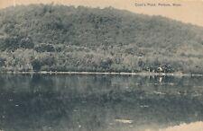 PELHAM MA – Cook's Pond