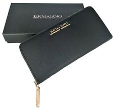 Women's Wallet Ermanno Scervino Black Wallet Woman Black Anya