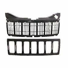 Replacement Grille for 08-10 Grand Cherokee CH1200307