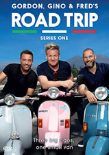 Gordon Gino & Fred's Road Trip and Freds Season 1 Series One First DVD
