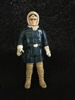 Vintage STAR WARS Han Solo Hoth Gear Action Figure By Kenner 1980