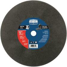 """Century Drill & Tool 12"""" x 7/64"""" Abrasive Saw Blade 08712 Case of 10"""