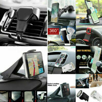 Universal Gravity Car Air Vent Mount Cradle Holder Stand for Mobile Cell Phone