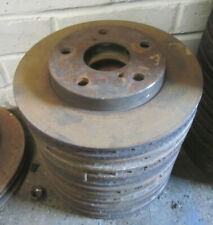 Toyota MR2 MK2 Turbo Revision1 Front Brake Discs - Mr MR2 Used Parts