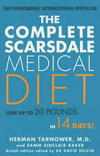 The Complete Scarsdale Medical Diet, By Herman Tarnower, Samm Sinclair Baker,in