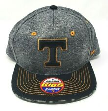 Tennessee Vols Volunteers Youth Snapback Hat Cap Zephyr NCAA Gray New!