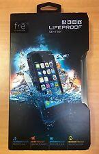 NEW Fre waterproof Lifeproof Case Apple iPhone 5/5s BLACK