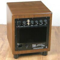 "BK Electronics XLS200-DF MK2 Powered Subwoofer. Walnut (Grade ""B"")"