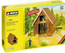 NOCH Love Barn with sound & micro-motion (Laser cut kit)