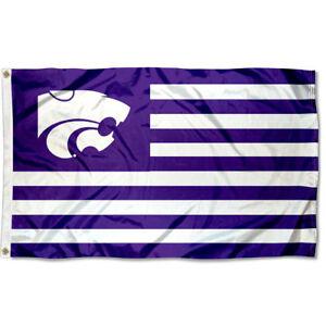 Kansas State Wildcats Flag for Alumni Nation