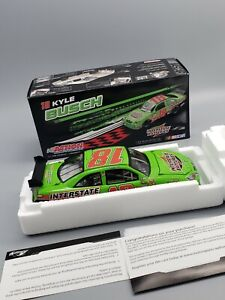 NEW #18 Kyle Busch 1:24 Scale 2009 NASCAR Toyota Camry Green
