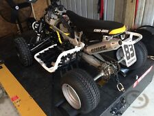 Can Am DS 450 Head Porting